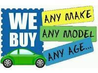 CASH FOR CARS, VANS, JEEPS, 4X4's