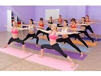 YOGA CLASSES FOR FEMALES ONLY OF ALL AGES