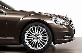 1X19INCH MERCEDES W221 ALLOY WHEEL S320 S350 S500 S600 CL500 CL60 Georges Hall Bankstown Area Preview
