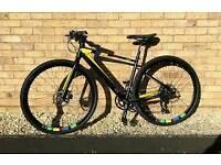 13 incline hybrid bike