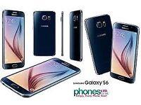 Sim Free Samsung Galaxy S6 Black 32GB