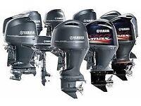 ***Wanted Outboard Inboard engines Yanmar Yamaha Suzuki Honda***