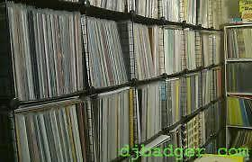 Record Collection, Private Collection of 33 and 45's For Sale