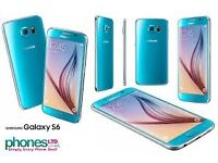 Sim Free Samsung Galaxy S6 With Warranty