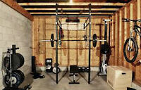 Looking for Exercise Space/Crossfit Space