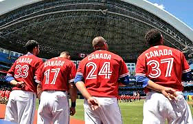 4 seats-blue jays tickets for July 1st Canada day