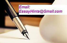 Expert Help - Assignments/Essays Sydney City Inner Sydney Preview