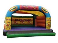 20ft x 20ft Bouncy Castle Hire - £99 Per Day - Braintree/Witham/Halstead & Surrounding Areas
