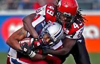 Calgary Stampeders vs. Montreal Alouettes,McMahon-Sat Aug 1