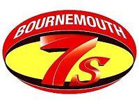 Bournemouth 7s weekend ticket
