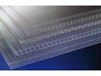 Polycarbonate Multiwall Sheeting