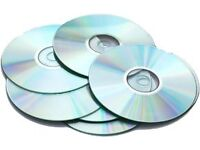 BRAND NEW 5 Pack Recordable CDs - 700MB
