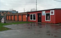10x30 Storage Unit for Rent only $105 for the first month