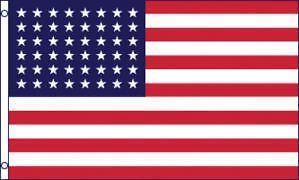 a53982ffafc 48 Star US Flag
