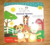 Baby Einstein Animals Board book for sale