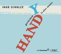 Schulze, Ingo - Handy 3CD's: Geschichten in alter Manier