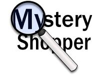Mystery Shopper Jobs - Secret Shoppers Required - ALL UK CITIES - No Experience Needed - Part Time