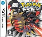 [Nintendo DS] Pokemon Platinum