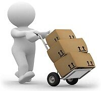 Looking for MOVERS (driver and helper)