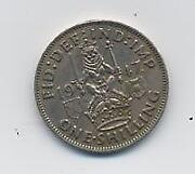 1947 One Shilling