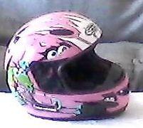 Dot Gmax girl's helmet 39Y