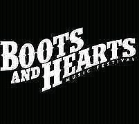 WANTING-BOOTS&HEARTS TICKETS/RV