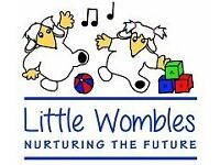 Experienced Nursery Practitioners
