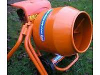 WANTED!! Cement mixer 240v