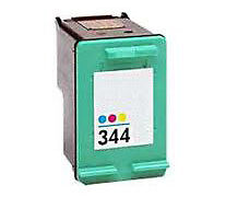 Remanufactured HP C9363EE 344 Tri-Colour Ink / Print Cartridge - 21ml
