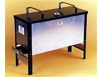 Portable Soil Steriliser for the Amateur Greenhouse Grower