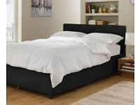 urgent selling double bed and mattress-brand new
