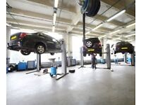 Garage and mechanic services croydon