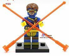 BRAND NEW IN PACK, LEGO STYLE AVEBGERS MINI FIGURES