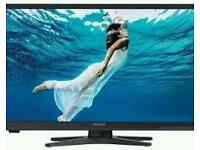 LINSAR 24 inch TV Hd and DVD