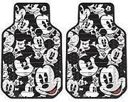 Disney Car Floor Mats