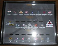 Molson Canadian NHL Stanley Cup Ring Display Case