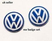 VW Key Badge