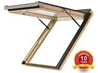 Velux Windows 78cmx140cm Two one escape One Normal fair condition