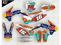 decal stickers for ktm sx sxf 20132014 2015