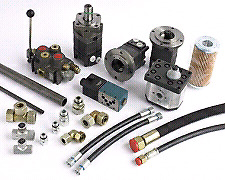 WANTED HYDRAULIC COMPONENTS ANYTHING