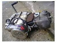 pitbike engine needed 125 140 160