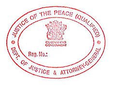 Justice of the Peace and/or Commissioner for Declarations Course