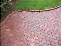 Beamish Block Paving
