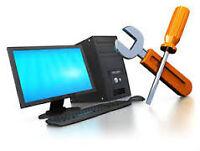 Metro cartier PC repair,Virus ,laptop, écran brisé, installation