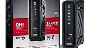 ARRIS  Motorola SURFboard SBG6580 Wireless wifi