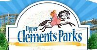 Upper Clements Park Tickets $75 for 4