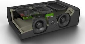 Definitive Technology CS-8080HD Powered Subwoofer (Center)