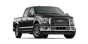 2013-2014 Ford F-150 SuperCrew Pickup Truck