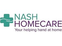 Home Care Assistant – New Business Support