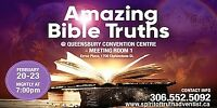 AMAZING  BIBLE  FACTS!